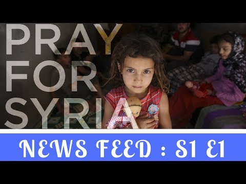 (HOW CAN YOU PRAY FOR SYRIA? - Duration: 5 minutes, 50 seconds.)