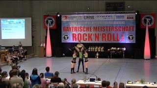Silhouettes - Bayerische Meisterschaft 2014