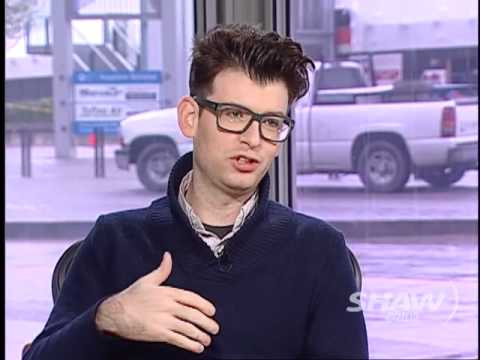 Moshe Kasher on Studio 4 with Fanny Kiefer Part 1 of 2