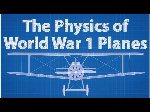 The Physics of World War 1 Planes feat. The Great War Channel (видео)