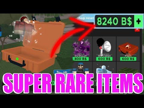 Opening TONS Of Arsenal Crates [SUPER RARE ITEMS!] Roblox