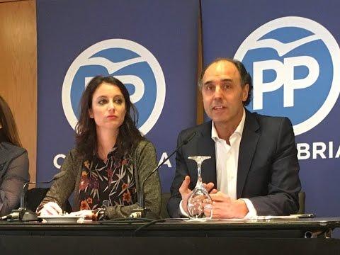 """Levy: """"Mientras algunos están con líos internos, el PP trabaja por España"""""""