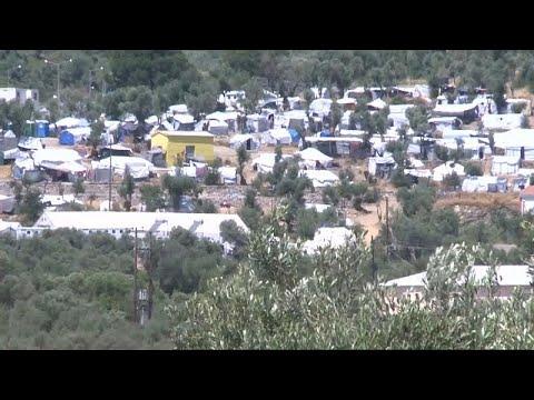 Griechenland: Noch immer 16.000 Flüchtlinge in überfü ...