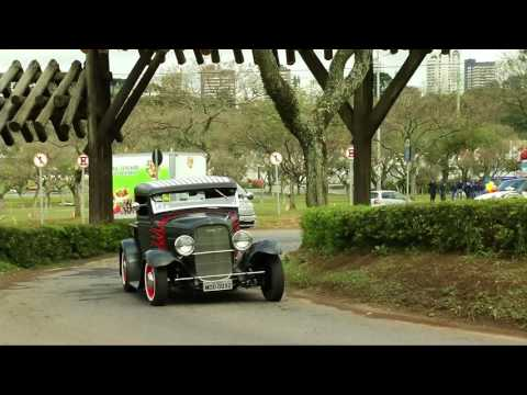 Ford y Chevrolet se unen en un Hot Rod