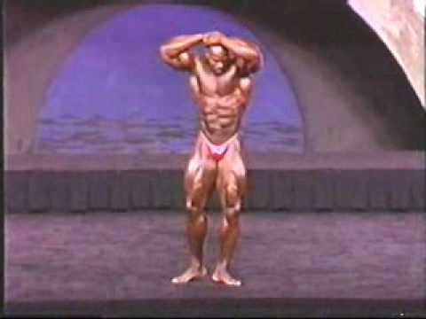 Флекс Уиллер на 2000 Mr. Olympia