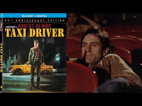 Taxi Driver: 40th Anniversary Edition (Blu-Ray)