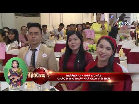 Mừng Ngày Nhà Giáo Việt Nam 20-11 Của Hệ Thống Anh Ngữ Á Châu