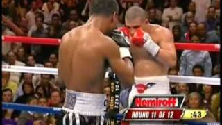 Miguel Cotto vs Shane Mosley RD 11-12