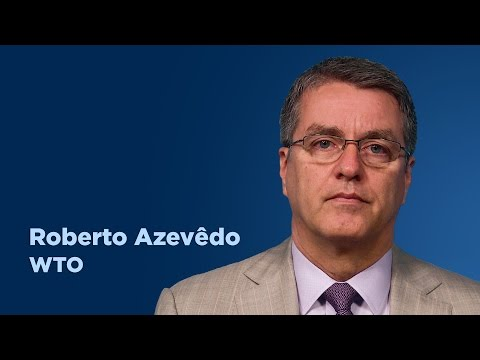 WTO TRIPS amendment: DG Azevêdo