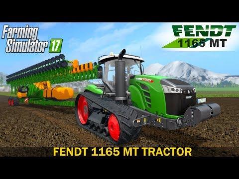 Fendt 1165MT v1.0