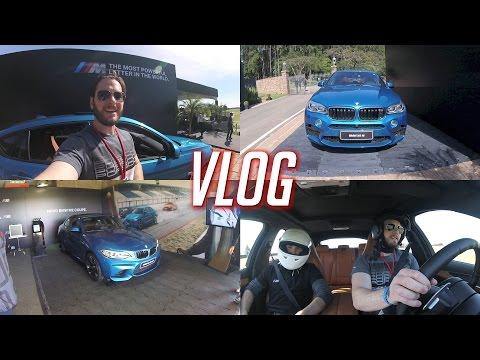 ApC Vlog - BMW M2 e X6M na pista da Capuava_Sportkocsi videók