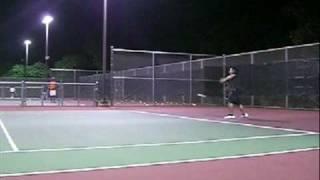 Modern Forehand
