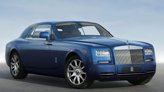 Rolls-Royce Phantom 2015 Car Review The Rolls-Royce Phantom Coupé is usually a British handmade (except chassis) luxury...