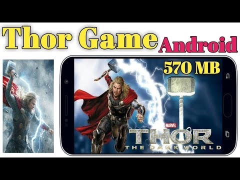 Thor Android Game Highly Compressed 570 MB Full Step Hindi
