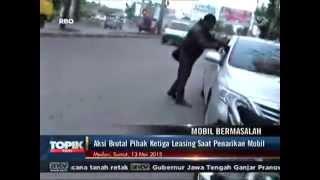 Video Pakai Atribut TNI, Debt Collector Coba Rebut Mobil di Jalan MP3, 3GP, MP4, WEBM, AVI, FLV Juli 2017
