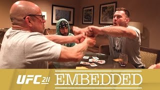 UFC EMBEDDED 211 Ep4