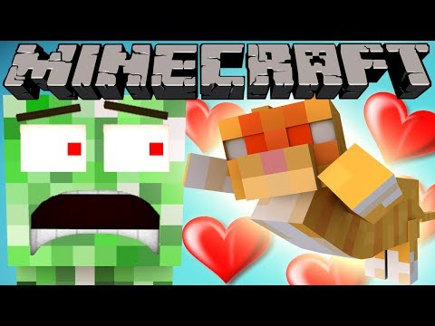 Why Creepers Are Scared of Ocelots - Minecraft