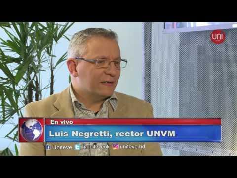Entrevista a Luis Negretti
