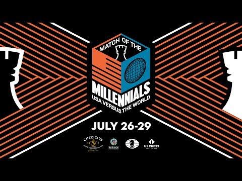 Match of the Millennials: Round 1
