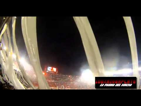 Video - Espectacular Recibimiento | River Plate Vs Boca - Los Borrachos del Tablón - River Plate - Argentina