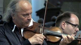 Václav Hudeček & Martin Hroch koncertovali v Mohelnici