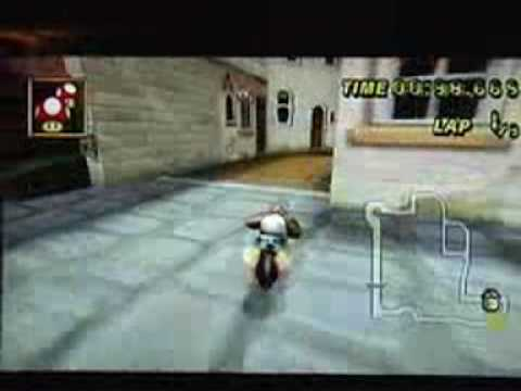 Mario Kart Wii all Expert Shortcuts