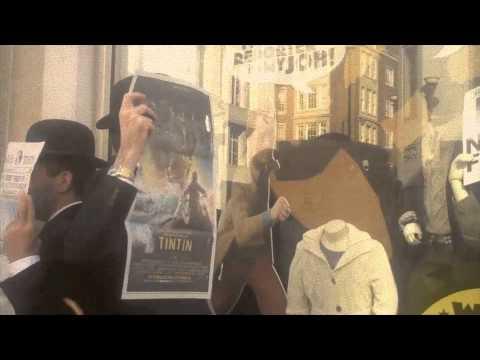 The Establishing Shot: TINTIN'S THOMPSON & THOMSON VISIT LONDON