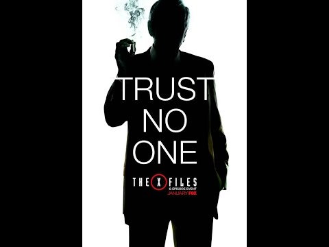"""FINAL X-Files Episode: """"The Truth"""" - Mulder's RIGGED trial + the final kiss!"""