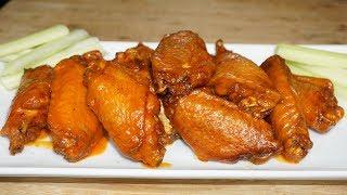 Easy Buffalo Chicken Wings Recipe| better than Wingstop Must Try