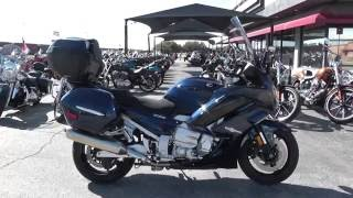 6. 000063 - 2016 Yamaha FJR1300 - Used motorcycles for sale