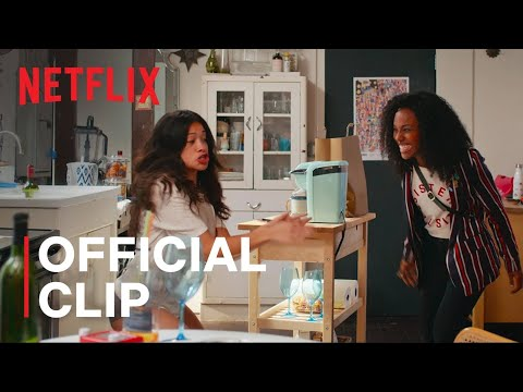 Someone Great Dancing Scene | Gina Rodriguez And DeWanda Wise Dance To Lizzo | Netflix