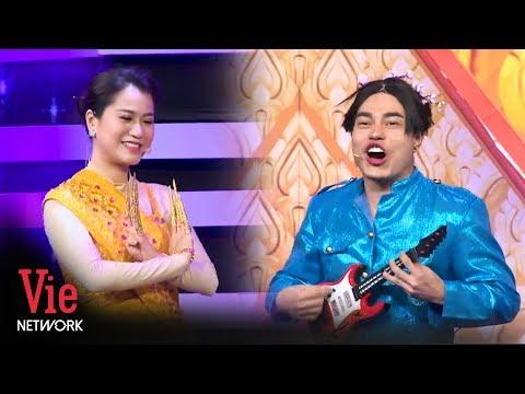 Lê Dương Bảo Lâm cùng Lâm Vỹ Dạ song tấu cực hài hước tại Ô Hay Gì Thế Này [Full HD] - Thời lượng: 25:05.