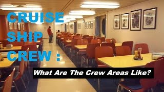 Video Where Do The Crew Live On A Cruise Ship MP3, 3GP, MP4, WEBM, AVI, FLV April 2019