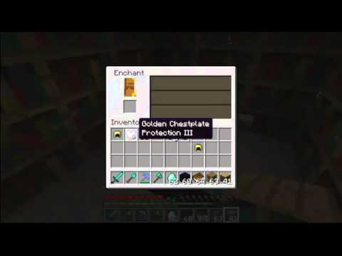 Minecraft 1.0.0 - Tutoriel sur la table d'enchantements: Intro
