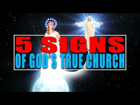 5 SIGNS Of GOD's TRUE CHURCH | SFP