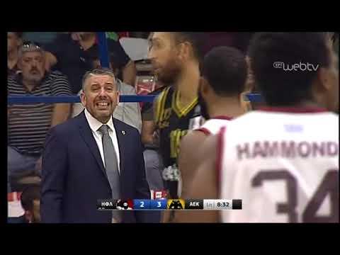 ΗΦΑΙΣΤΟΣ – ΑΕΚ | Basket League | 12/10/2019 | ΕΡΤ