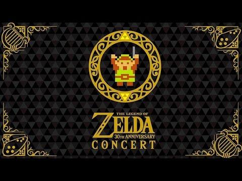 Main Theme - The Legend of Zelda 30th Anniversary Concert | Track 14