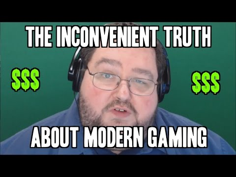 The Inconvenient Truth about Modern Gaming - DLC, Microtransactions