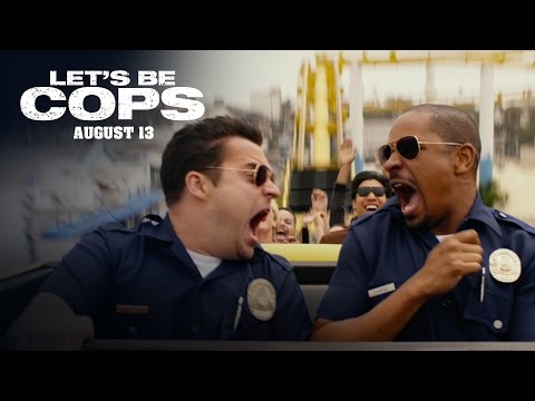 Cops - It's the ultimate buddy cop movie except for one thing: they're not cops. When two struggling pals dress as police officers for a costume party, they become neighborhood sensations. But when...