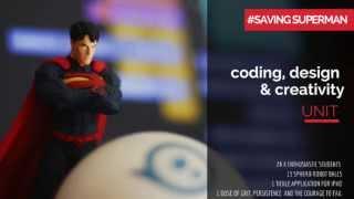 Sphero Unit: Saving Superman | iPad Monthly | professional development | teachers | ipads | resource