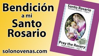 Santo Rosario YouTube video