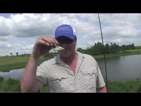 Farm Pond Fishing in Oklahoma Ep. 3