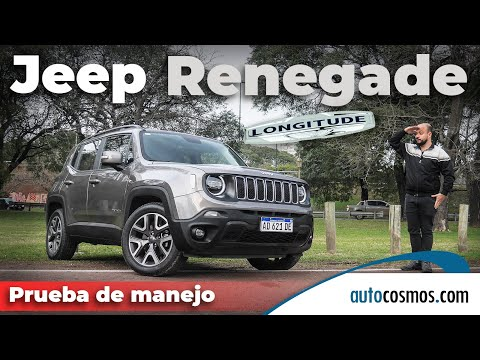Test Jeep Renegade Longitude AT