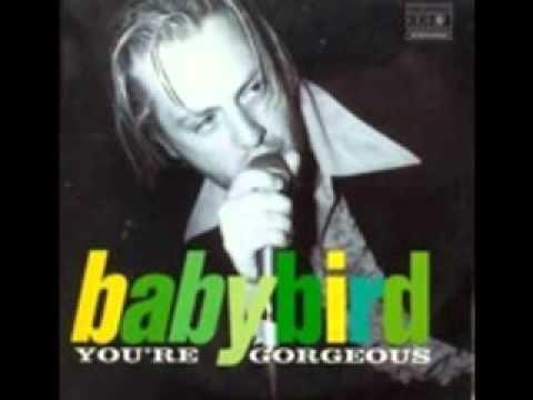 Tekst piosenki Baby Bird - You're Gorgeous po polsku