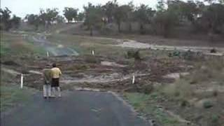 Kellick Creek Flash Flood 10th Feb 2007