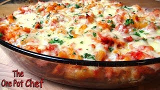 Bacon Pasta Bake is a simple but delicious weekday dinner that doesn't take long to prepare. Onion, garlic and bacon are...