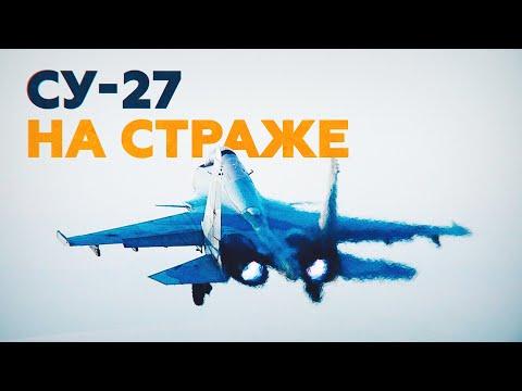 Су-27 отогнал истребитель НАТО от самолёта Шойгу над Балтикой (видео)