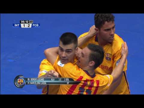 BEST MOMENTS I Movistar Inter Vs FC Barcelona Lassa