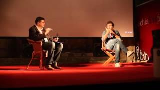 Ischia Film Festival 2015 - Parliamo di cinema - Adriano Giannini