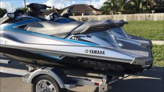 10. ------------ Pair of 2015 Yamaha VX Deluxes ---------------
